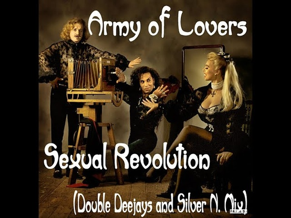Army of Lovers Sexual Revolution Double Deejays and Silver Nail Video edit VJ Aux