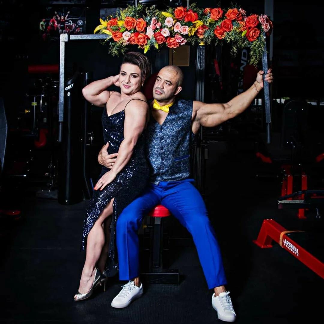 Марианна Гаспарян — самая сильная женщина в мире