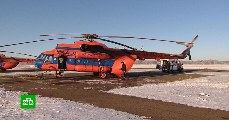 Воздушная неотложка как санавиация в Красноярском крае спасает больных COVID 19