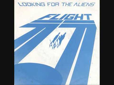 Flight 77 - Looking For The Aliens