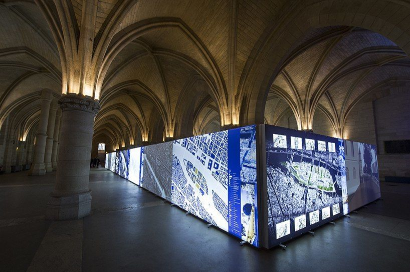 dominique perrault   philippe bélaval предлагают светлое будущее для Сите в Париже.