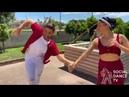 Antonio Berardi Jasmina Berardi - Salsa social dancing in 4K (May, 2020)