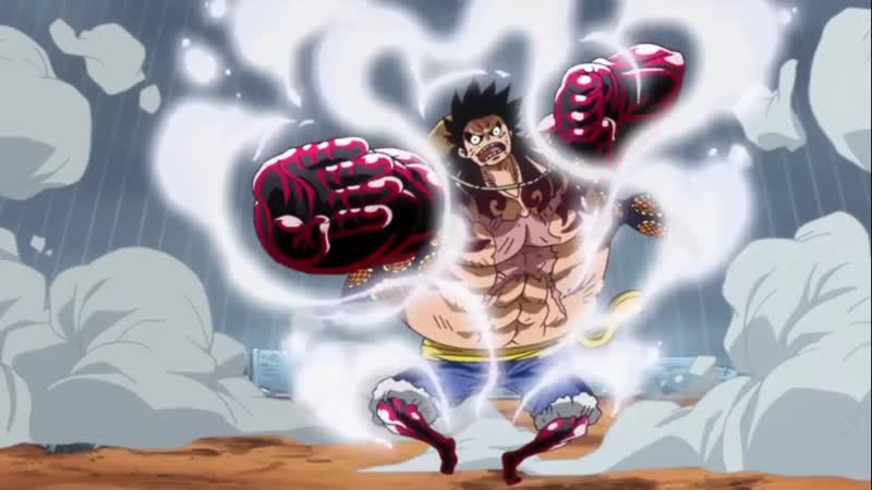 Ван пис One Piece Прикол Луффи Гладиатор