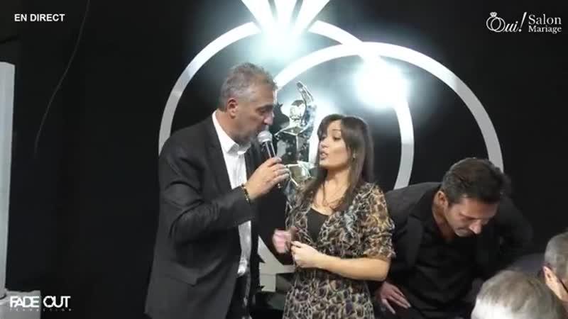 Tirage au sort Oui Salon du mariage Diagora
