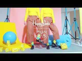 Happy Socks x SpongeBob Squarepants  - Bubble the Fun