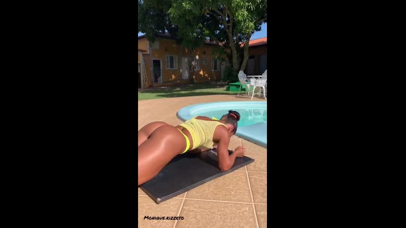 Секси -планочка от Monique