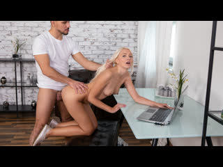 X-Angels Helena Moeller - Forget laptop, give me sperm NewPorn2019