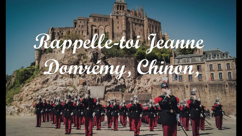 Rappelle Toi Jeanne Paroles Chœur de Saint Cyr