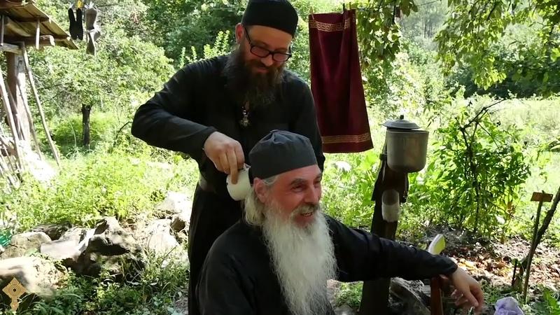 Кавказское подворье Валаама Игумен N Поездка Псху Решева