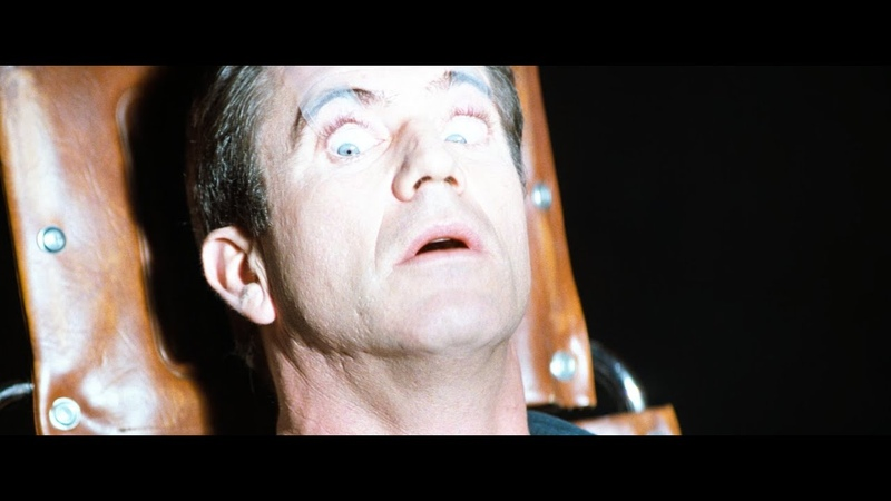 Conspiracy Theory 1997 Interrogation Scene