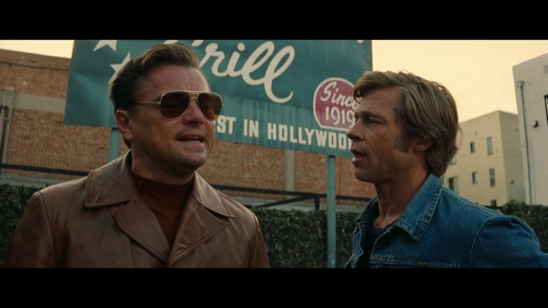 RICK DALTON SWEARING COMPILATION ONCE UPON A TIME IN HOLLYWOOD