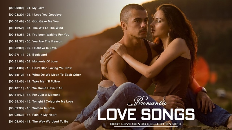 Romantic love songs 70's 80's 90's Greatest Love Songs Collection Best Love Songs Ever 2020