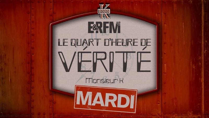 LE QUART D'HEURE DE VÉRITÉ N°33 ÉMISSION DU 17 MARS 2020