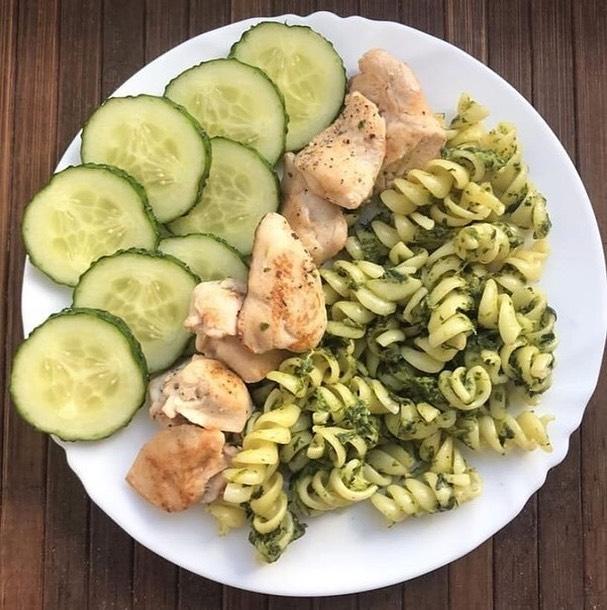 Несколько простых вариантов обеда