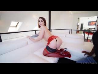 Ivy Lebelle - Interracial Anal [All Sex, Hardcore, Blowjob, Black, MILF, Big Tits, Big Ass]