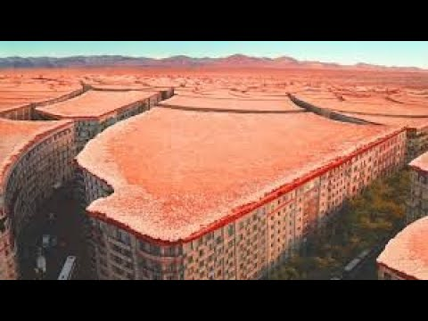 Помните лицо на Марсе.Потрясающее открытие,сделанное учеными.Вот где будут жить наши дети в 21 веке