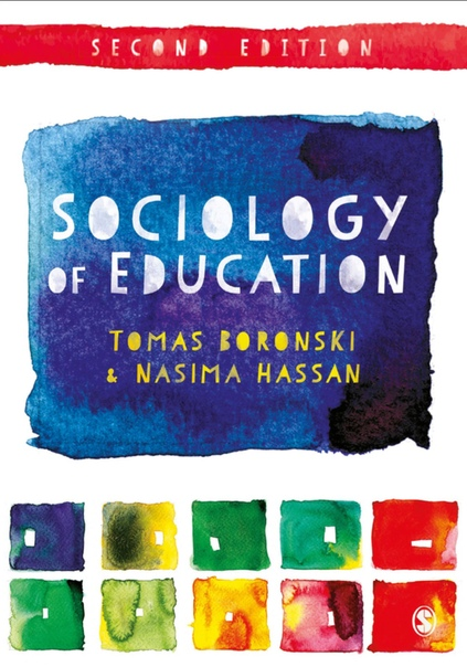 Sociology of Education  2nd Edition by Tomas Boronski UserUpload.Net