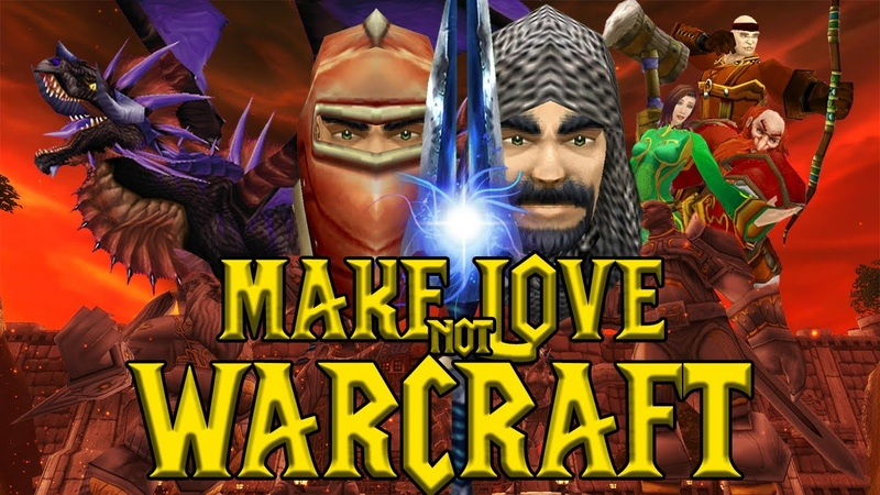 Make Love Not Warcraft: Part II (A South Park Story)