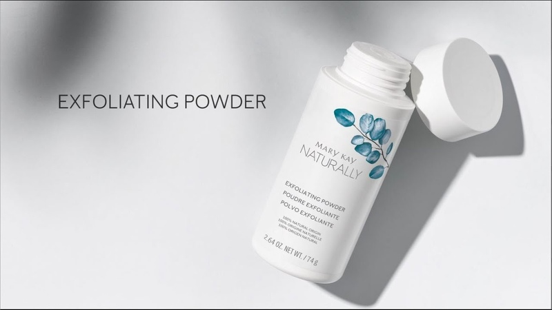 Mary Kay Naturally™ Exfoliating Powder Mary Kay