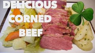 How to make Unforgettable Corned Beef Brisket