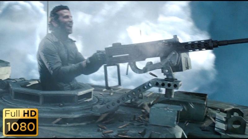 Красавчик из танка расстреливает беспилотники Команда А