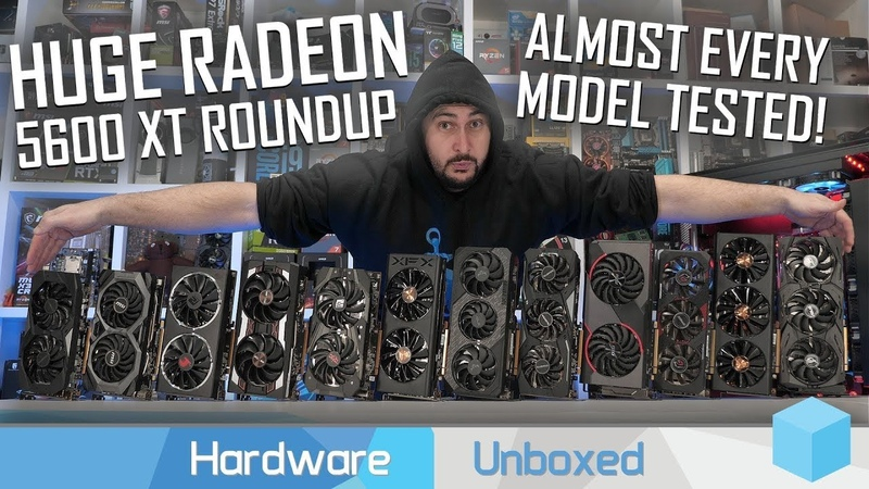 The Best Radeon RX 5600 XT Final Roundup, (Almost) Every Card Tested!