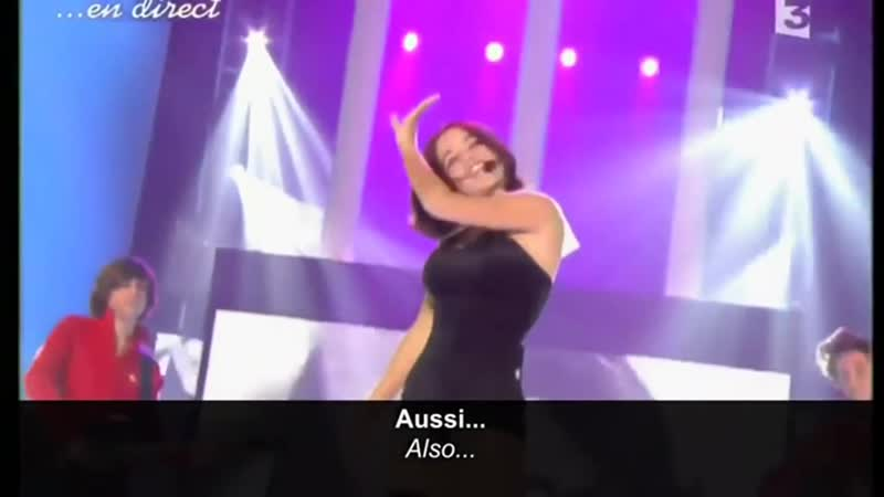 JEN AI MARRE Im Fed up ALIZÉE with French and English Lyrics HD