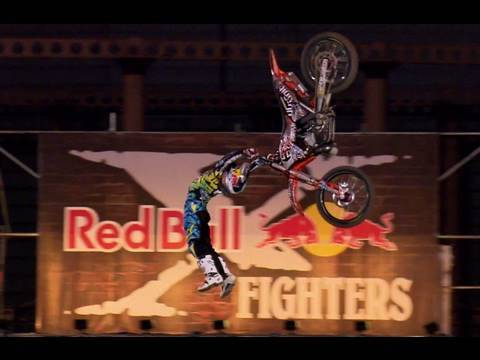 Red Bull X Fighters 2010 London Event highlights