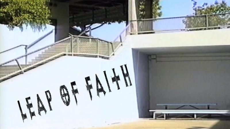 Iconic Skate Spots 1 Leap of Faith