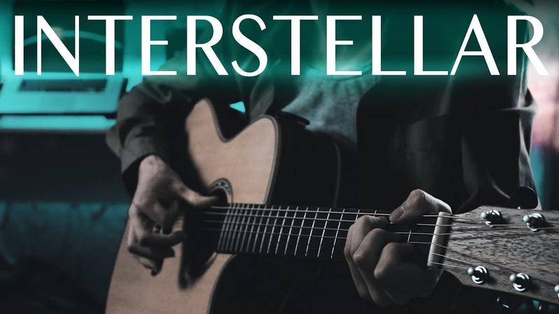 Interstellar Docking Scene Theme on guitar