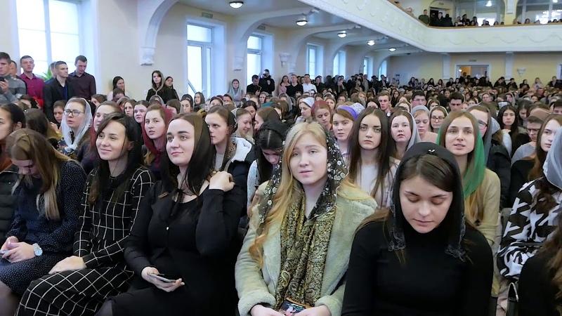 Будь завжди вдячний Молодіжний хор студенської спілки м Рівне
