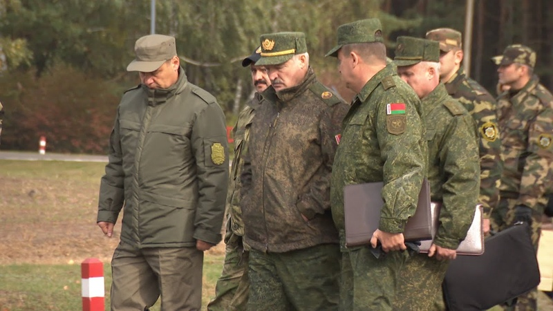 Незримая защита готова ли Беларусь ответить на вызовы XXI столетия Достояние республики
