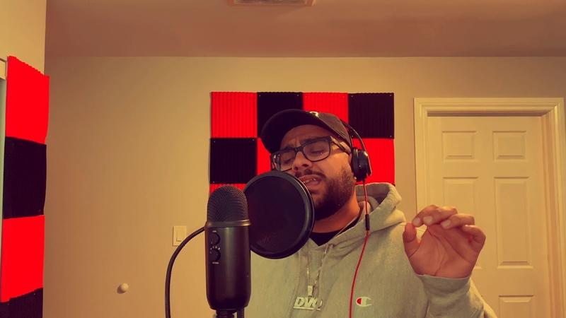 Too Late - The Weeknd (DVO Cover)