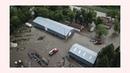 North Dakota flood after heavy rain July 1, 2020 American village Emerado. electronic music