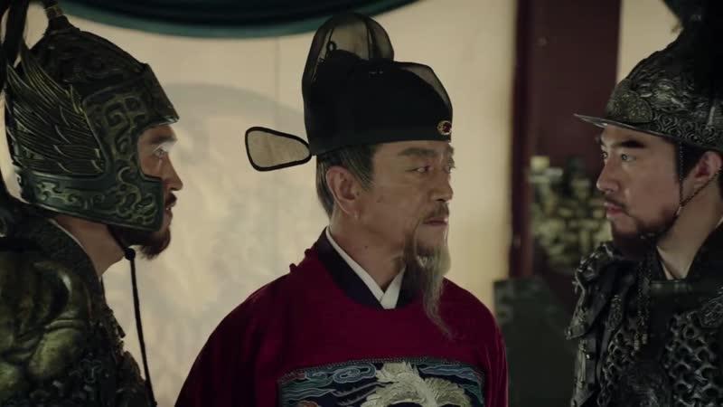 Биография императрицы Мин Сунь Жо Вэй 32 серия ( Озвучка East Dream)