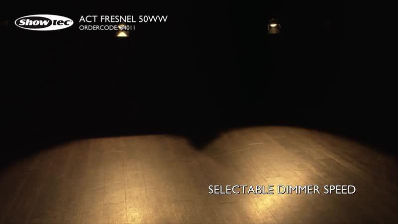 Showtec ACT Fresnel 50 WW