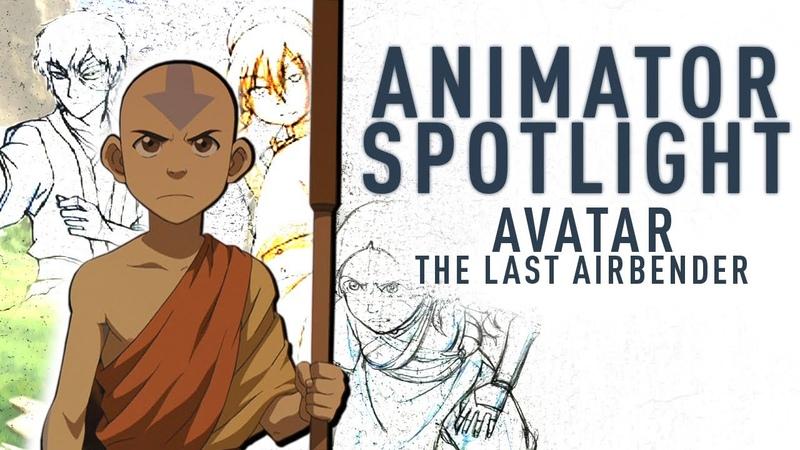Breaking Down Avatar The Last Airbender's Incredible Animation Animator Spotlight