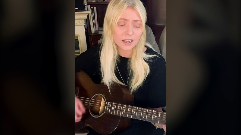 Taylor Momsen What's So Funny 'Bout Peace Love and Understanding Cover