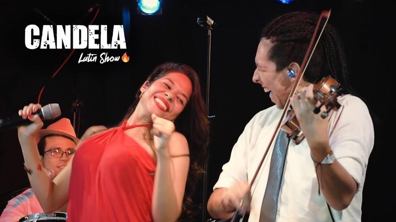 El Cuarto de Tula   Candela Latin Show   Cover   Live Session