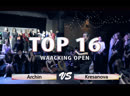 Archin(win) vs Kresanova | TOP 16 WAACKING open | All Europe Waacking Festival