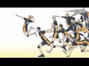 Haikyuu Anime Эндинг 3x1 NICO Touches the Walls Mashi mashi