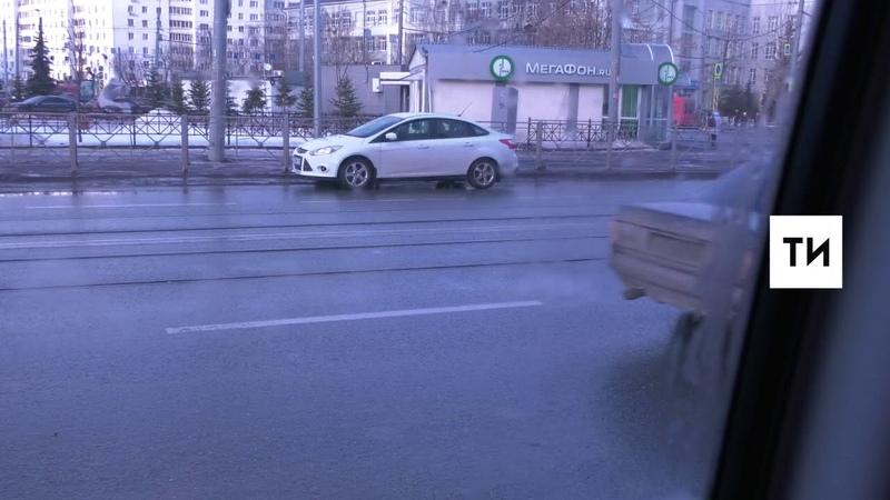 Появилось видео задержания экстремистов в Казани