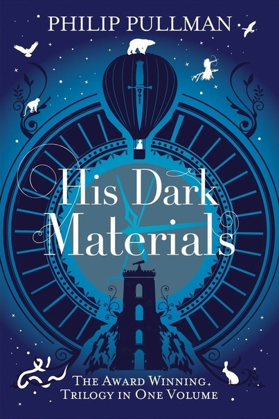 His Dark Materials Omnibus (The Golden Compass, The Subtle Knife, The Amber Spyglass) - Philip Pullman