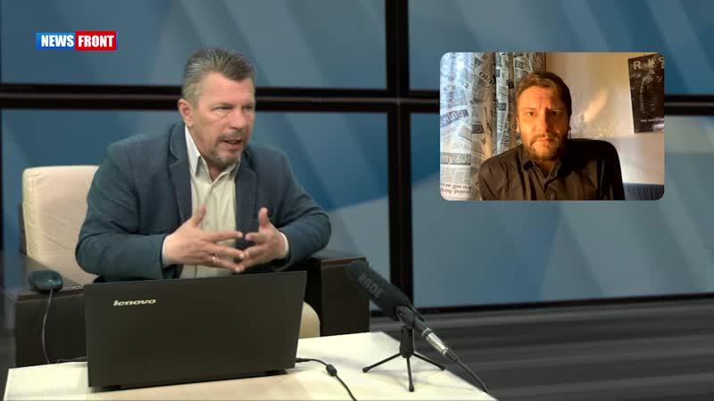 Украина будет вымирать и дальше причем эти процессы ускоряются Дмитрий Бавырин