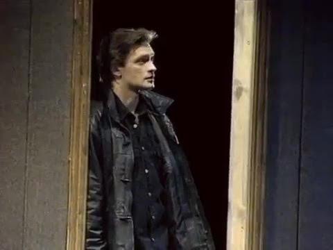 Спектакль Бегущие странники 1999г Театр им Моссовета