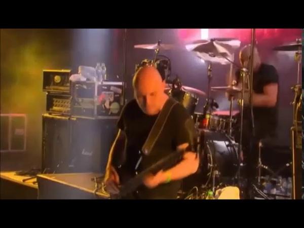 Coroner, Masked Jackal Live At Hellfest Open Air 2017