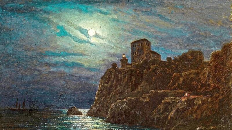 К. Дебюсси. Лунный свет из Бергамасской сюиты