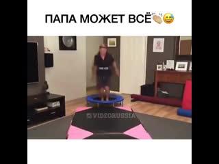Дочь правильный припер подает)))