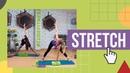 Стретчинг Stretching полная растяжка за 50 минут