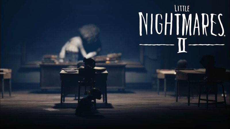 Прилежные ученики Little Nightmares 2 2